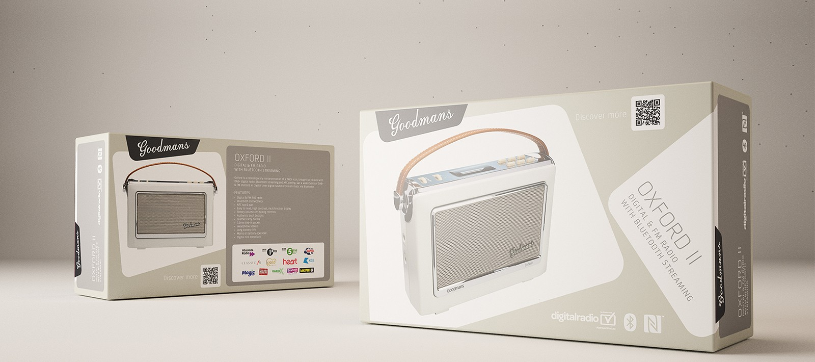 consumer electronics packaging design
