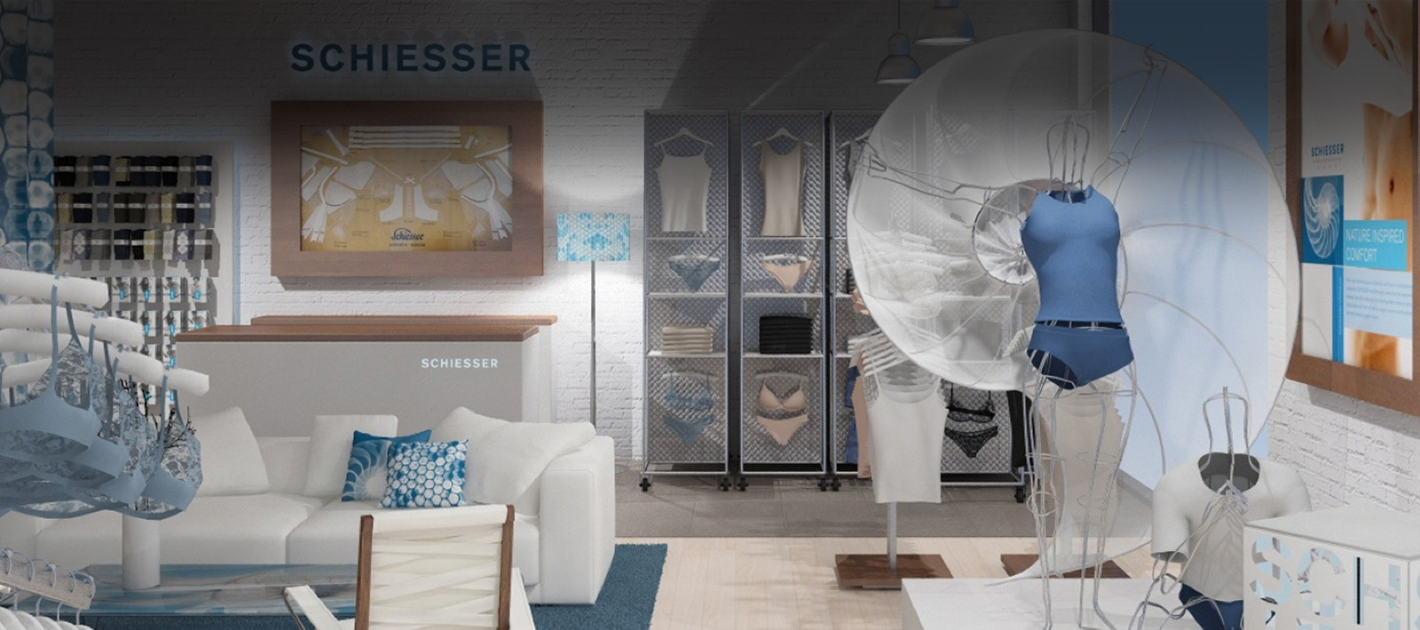 Branded environment for Schiesser