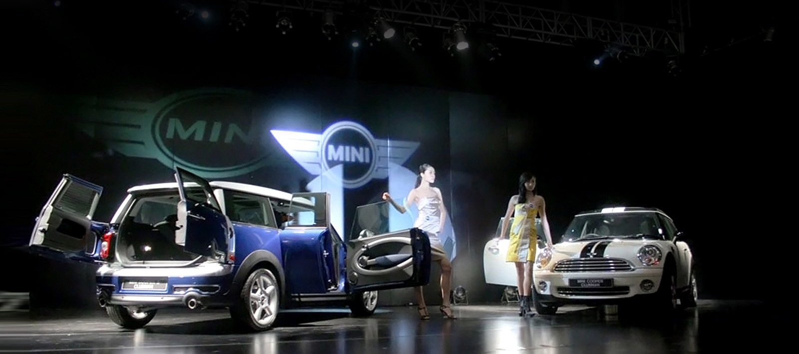 Mini clubman product launch