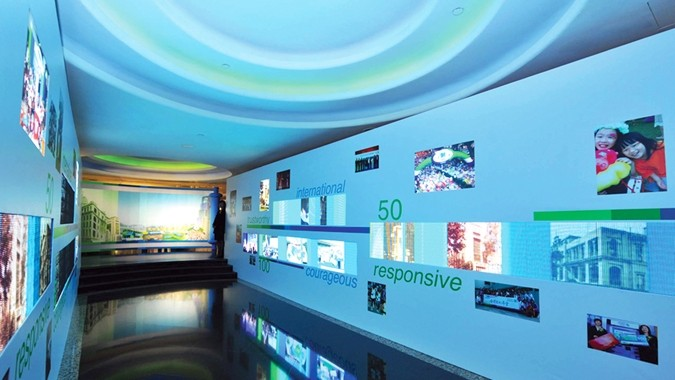 Standard chartered bank 150 years events base creative - Standard bank head office contact details ...