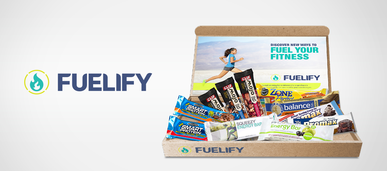 Fuelify Packaging