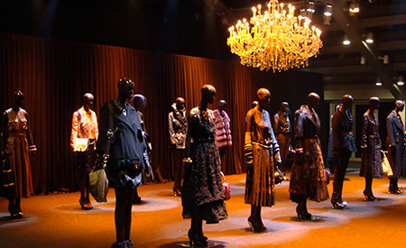 Loewe Fall/Winter Fashion Exhibition image