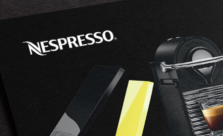 Nespresso Marketing image