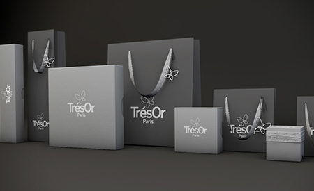TrésOr Paris Packaging image