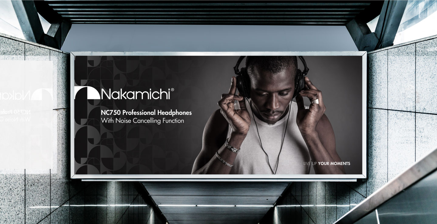 Nakamichi consumer brand activation