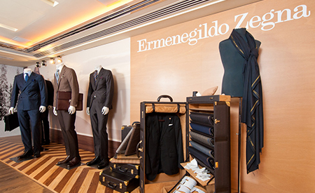 Ermenegildo Zegna Fashion Exhibition image